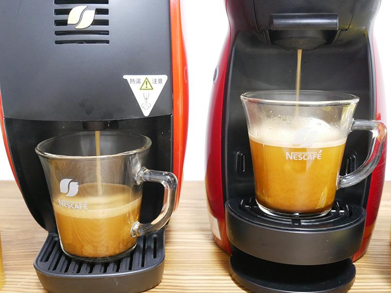 【口コミ】ネスカフェ「バリスタ」と「ドルチェグスト」の使い方の違いを比較レビュー!どっちが便利?