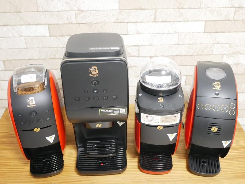 ネスカフェ バリスタ全種類の違いを比較