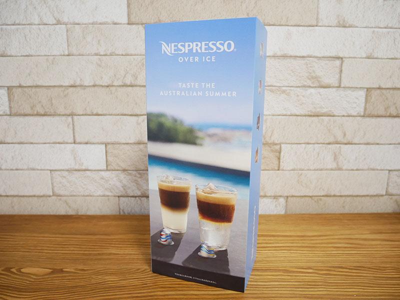 ネスプレッソ「アイスコーヒーセレクションセット」