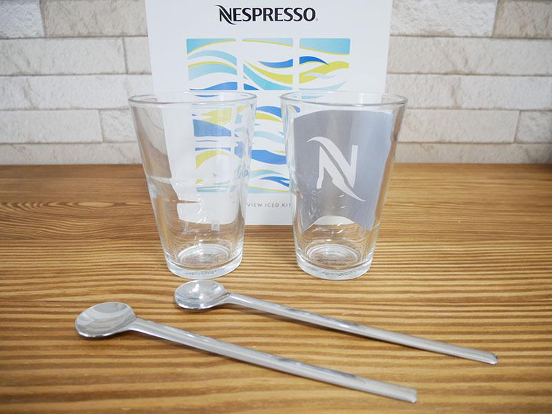 ネスプレッソのアイスコーヒー用「ヴュー アイスキット」