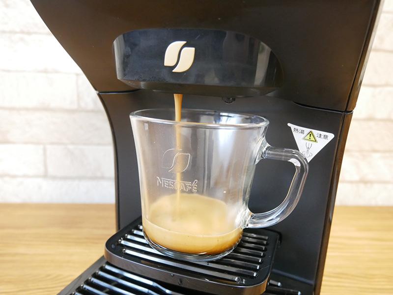 バリスタ デュオDuoの使い方:コーヒーの作り方②
