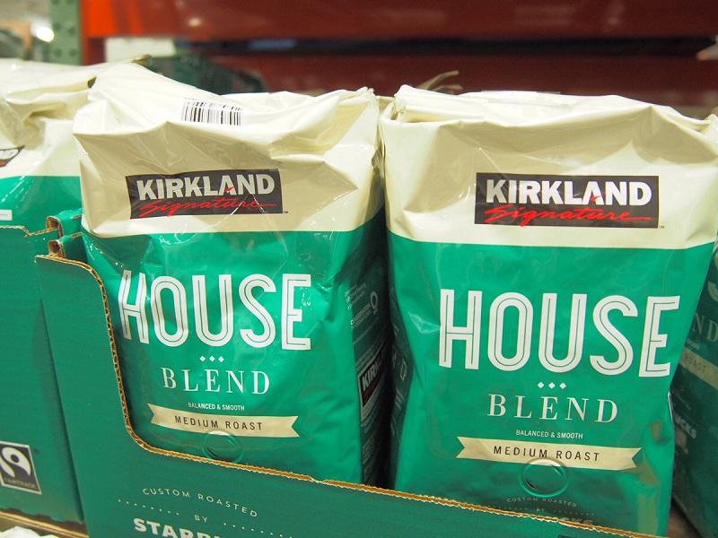 カークランド スターバックス ロースト ハウスブレンドコーヒー