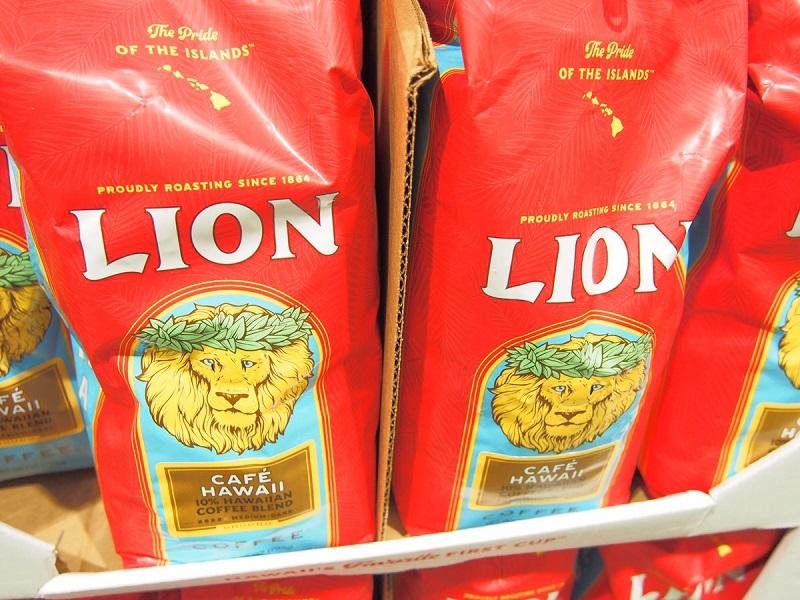 LION Coffee カフェハワイ