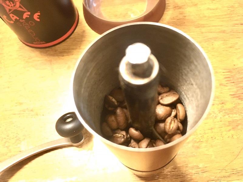 森のコーヒーの淹れ方