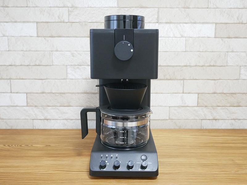 ツインバードのコーヒーメーカー「CM-D457」のデザイン