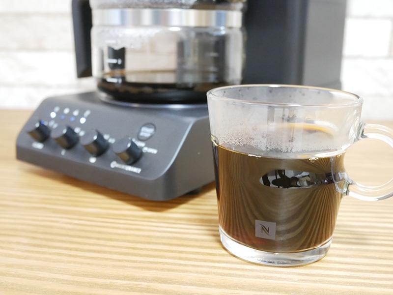 ツインバードのコーヒーメーカー「CM-D457」の使い方(淹れ方)